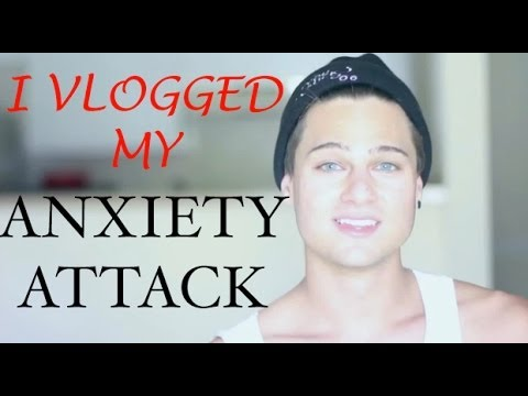 I Filmed My Anxiety Attack