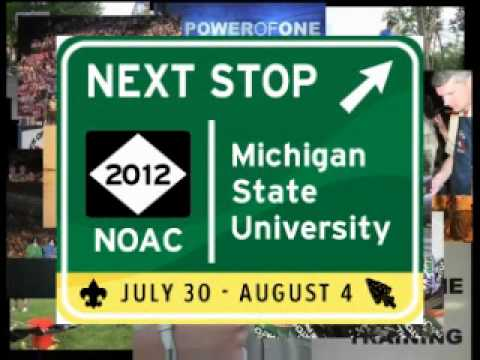 NOAC 2012 Promotional Video