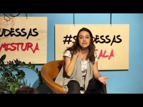 Palestra sobre Empoderamento com Gabriela Agustini