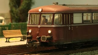 Eisenbahn Spur 0 Anlage IG Miniatur Münsterland Modellbahn