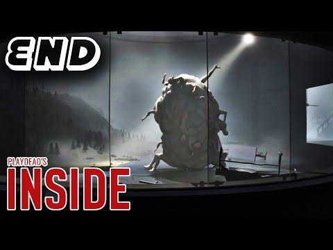 QUÁI VẬT 3 ĐẦU 6 TAY VÀ KẾT THÚC - Cùng chơi INSIDE #6 - ENDING