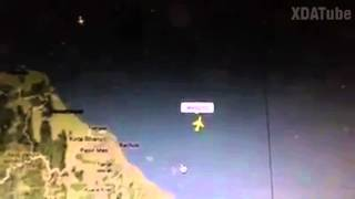 MAS Flight MH370 disappeared from Radar