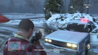 PRIMERA MISION GTA5 GAMEPLAY GRAND THEFT AUTO 5 PS3