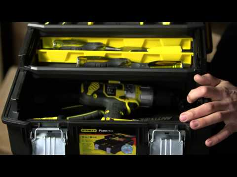FatMax® Waterproof Cantilever Toolbox