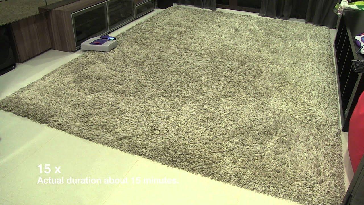 Neato Robotic Vacuum Xv 21 Cleaning A 1 5 Quot Pile Carpet