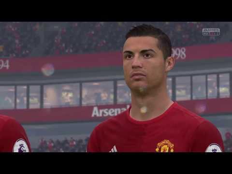 FIFA 17 Career Mode : Manchester United Rebuild S1 EP1