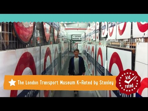 The London Transport Museum Depot K-Rated by Stanley