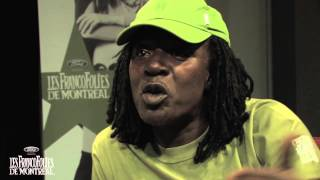 Alpha Blondy – Entrevue (2011) (in French)