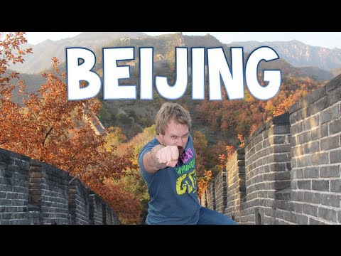 Furious World Tour - Beijing, China - Great Wall, Kung Foo, Donkey, Spiders, Peking Duck - Abenteuer Leben