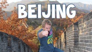 Furious World Tour | Beijing, China - Street Food, The Great Wall & Ramen Eating Challenge