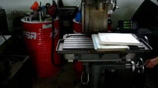 Fresadora Deckel FP1