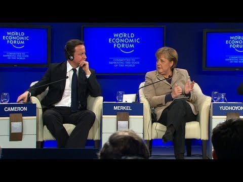 Davos Annual Meeting 2011 - Revitalizing Global Trade