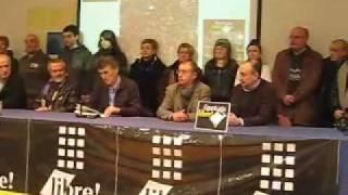 Auzipetuen adierazpenak Madrilera irten aurretik