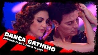 Dança Gatinho Rodrigo Faro E Chris Flores-Dirty Dance