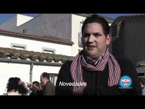 Igualá costaleros de La Borriquita 2012