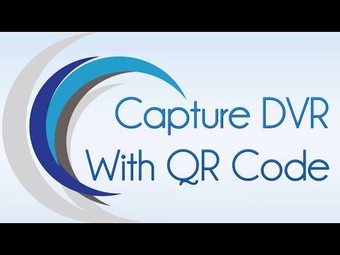 EasternCCTV - How to Capture DVR_NVR Through QR Code