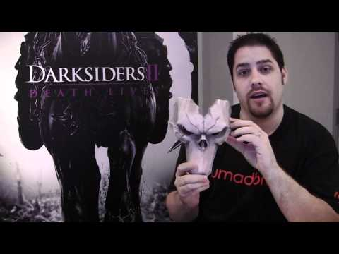 Маска смерти для всех фанатов Darksiders 2