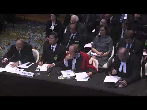 Cambodia vs Thailand ICJ judgement - Preah Vihear (Monday 11 November 2013)