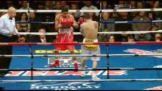 Amir Khan Vs Marcos Maidana