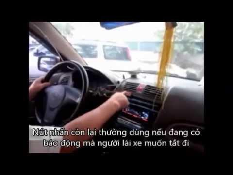 Thiết bị chống ngủ gật cho người lái xe đơn giản, có thể tự chế!