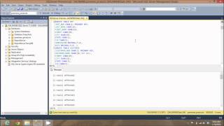 Run An SQL Script File SQL Server 2012
