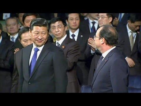 Xi Jinping setzt Europareise in Deutschland fort