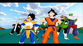 Dragon Ball Z Gangnam Style Planet Namek
