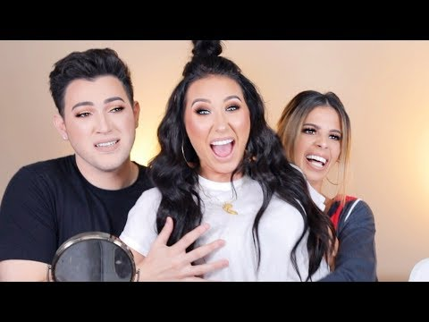 GET READY WITH US  Feat JACLYN HILL  MANNY MUA