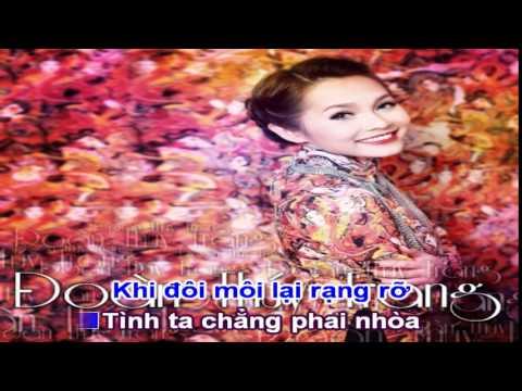 Karaoke Tinh Yeu Mau Nang