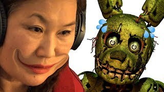 My Mom Plays Five Nights at Freddy's 3