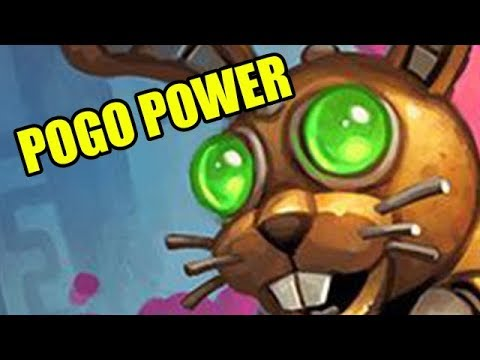 Hearthstone Fun Decks: Pogo-Power
