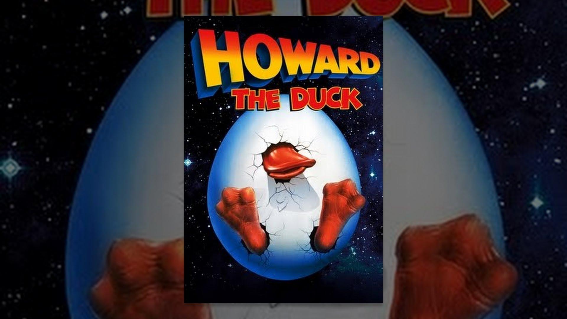 Lea Thompson Howard Duck