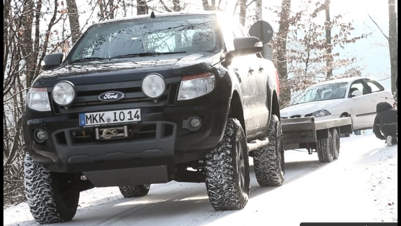 ford ranger search and rescue 5 lift youtube. Black Bedroom Furniture Sets. Home Design Ideas