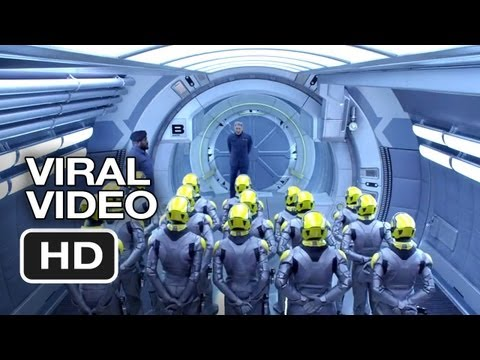 Ender's Game Comic-Con Viral Video - Battle School Needs You (2013) - Harrison Ford Movie HD