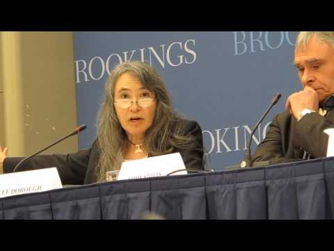 Brookings Arctic Panel: Dalee Dorough, Inuit UN rep and professor