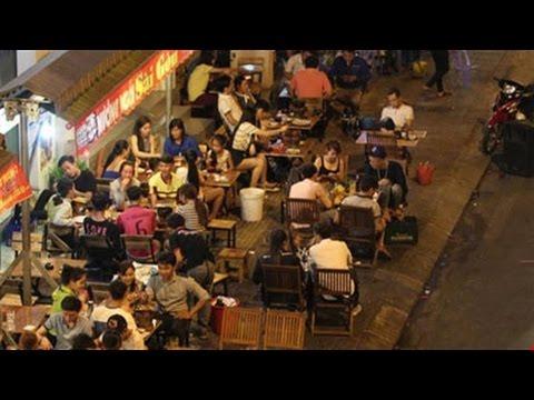 FBNC - TPHCM: Sẽ xem xét siết chặt các cuộc ăn nhậu vào đêm khuya