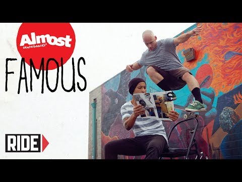 Almost Famous Ep. 1 - Youness Amrani, Daewon Song, Chris Haslam, Cooper Wilt & More