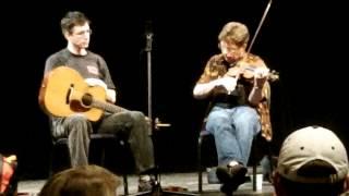 """Tim O'Brien singing """"Wayfaring Stranger"""""""