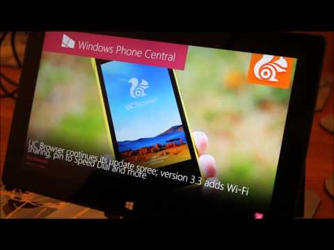 news: Windows Phone Central Windows 8.1 App (Preview)