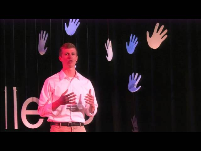 Passion is More Like Yogurt Than Butter: Kai Knutson '11 at TEDxCarletonCollege