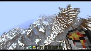 Minecraft Natural Disasters Mod Review (Volcanoes