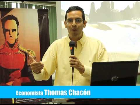 Global Money Week 2014 Youth Talk with CEDICE's Thomas Chacón