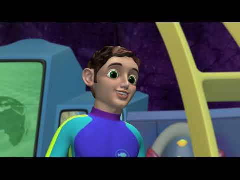 Potápěj sa Olly - Pod tlakem