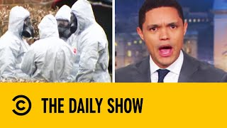 Putin Dodges Poisoning Allegations | The Daily Show With Trevor Noah