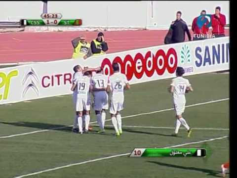 Image video النادي الصفاقسي 1 - 0 الملعب التونسي : 08/01/2014