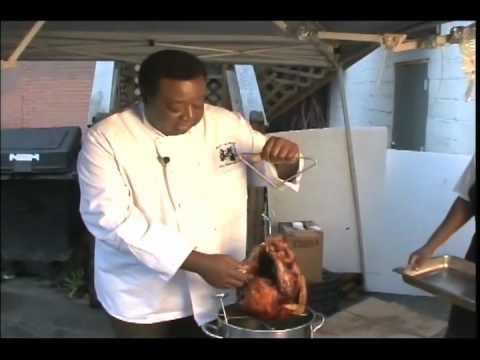 Chef Fatback's Deep Fried Turkey