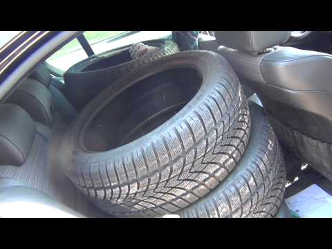 Купил шины Dunlop winter sport 4d