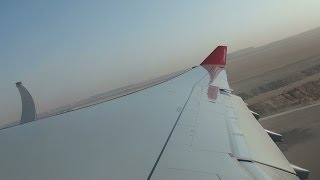 Air Berlin Airbus A330 Takeoff At Abu Dhabi International