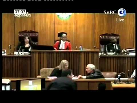 Oscar Pistorius Trial Update Two (14 May 2014)