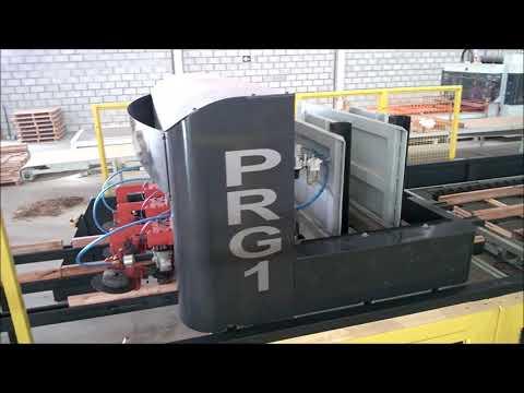 Máquina para Montagem Automática de Pallet de Madeira – Modelo PRG-1 (vídeo 2)